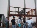 Aufbau Kirmes 2006_1